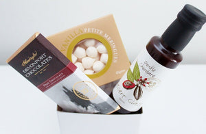 Meringue Dessert Gift Hamper | Gluten Free Food Basket | The Gift Loft NZ