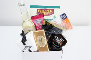 Study & Exam Food Hamper | Teenager Gift | The Gift Loft (NZ)