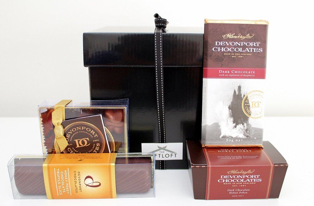 Luxurious Chocolate Hamper | Gift for Him or Her | The Gift Loft (NZ)