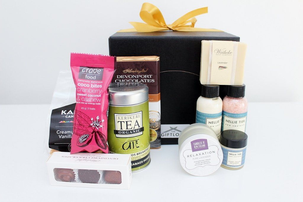 Luxurious Pamper Gift For Her
