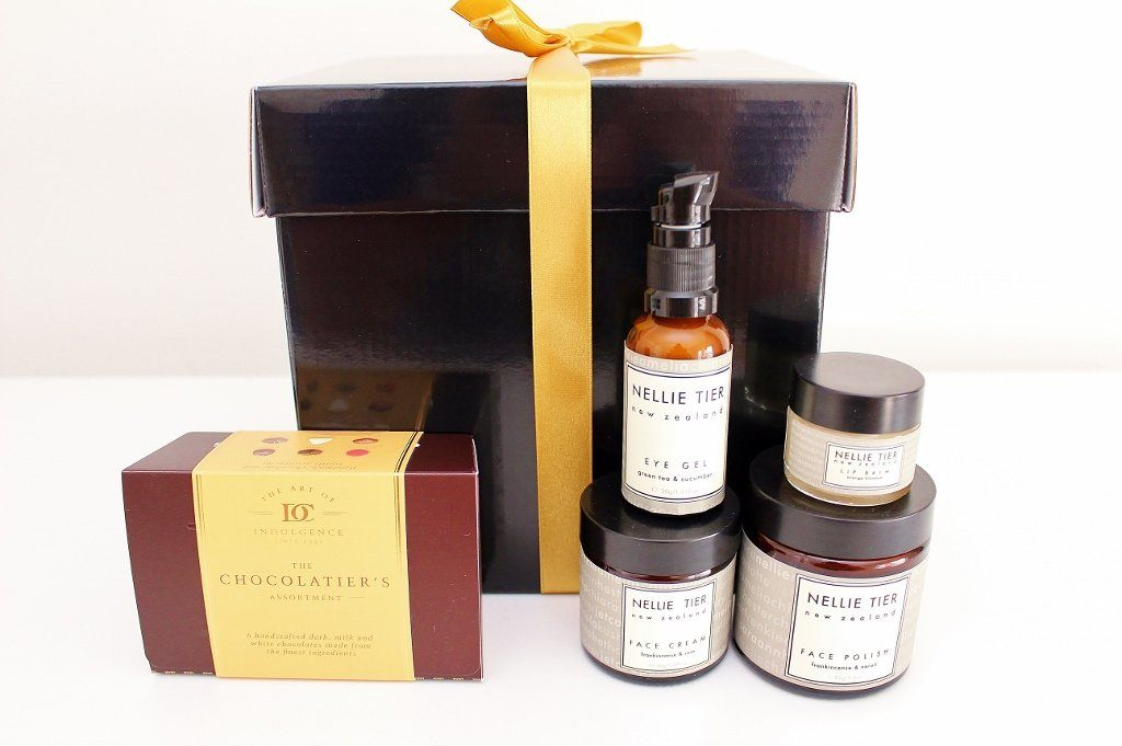 Nellie Tier Facial Pamper Package | Pamper Gift for Her | The Gift Loft (NZ)