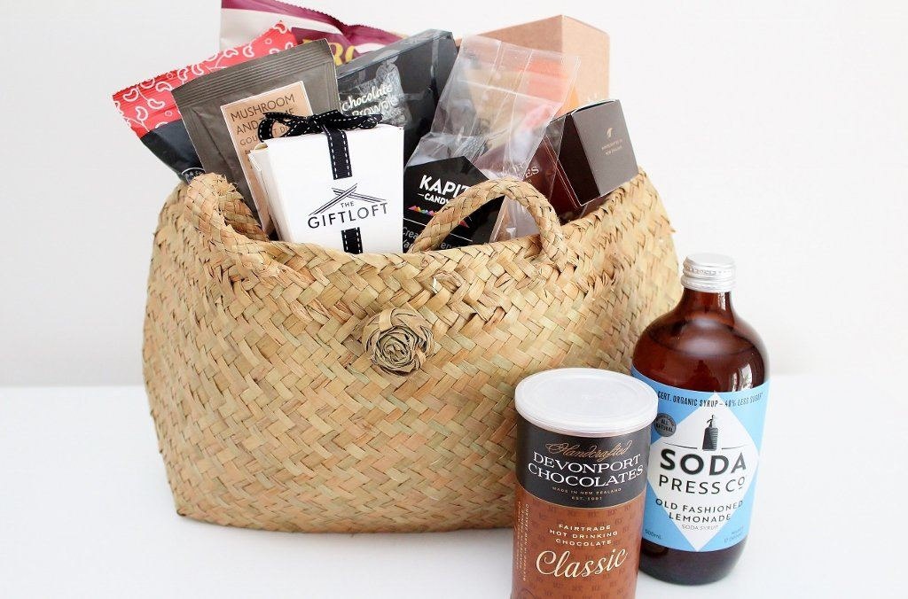 Premium Gourmet Food Hamper for Him | Father's Day Gift | The Gift Loft (NZ)