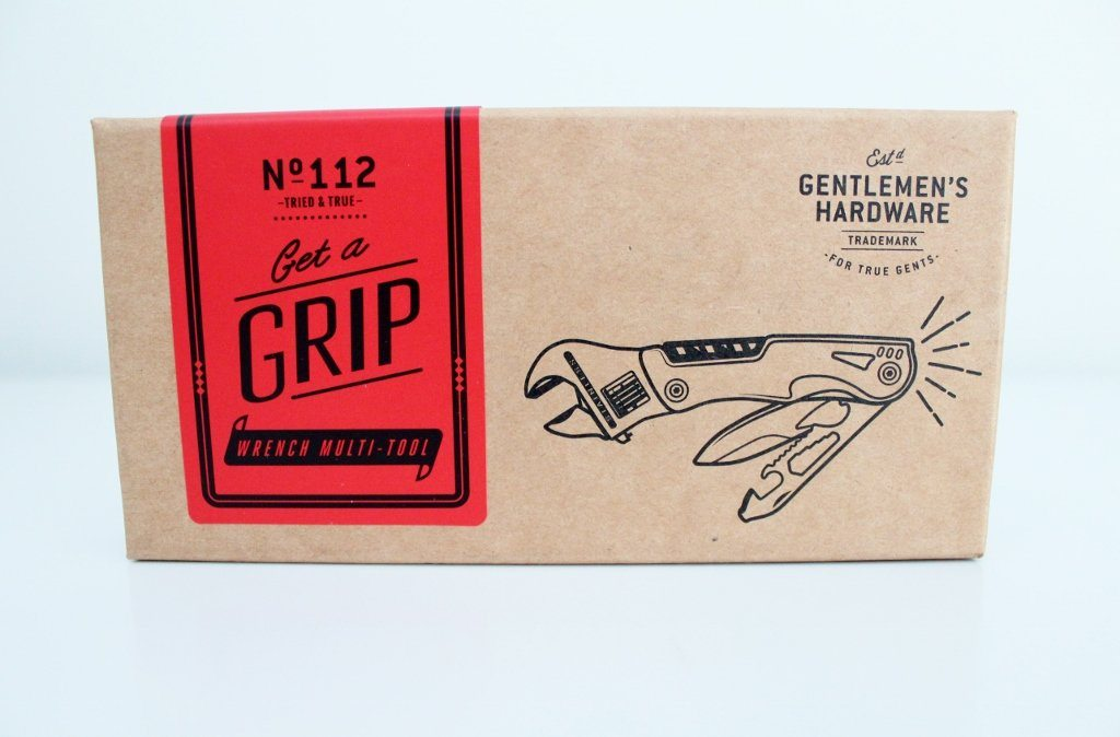 Gentlemen's Hardware Wrench Multi-Tool | Quirky & Top Quality Gift for Him | The Gift Loft (NZ)