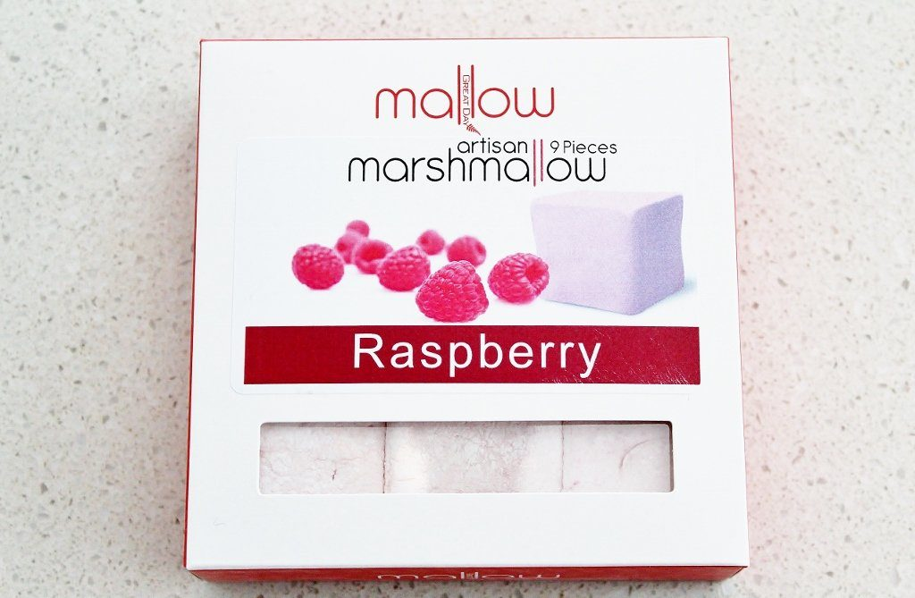 Mallow Raspberry Artisan Marshmallow | Gourmet NZ Food | The Gift Loft (NZ)