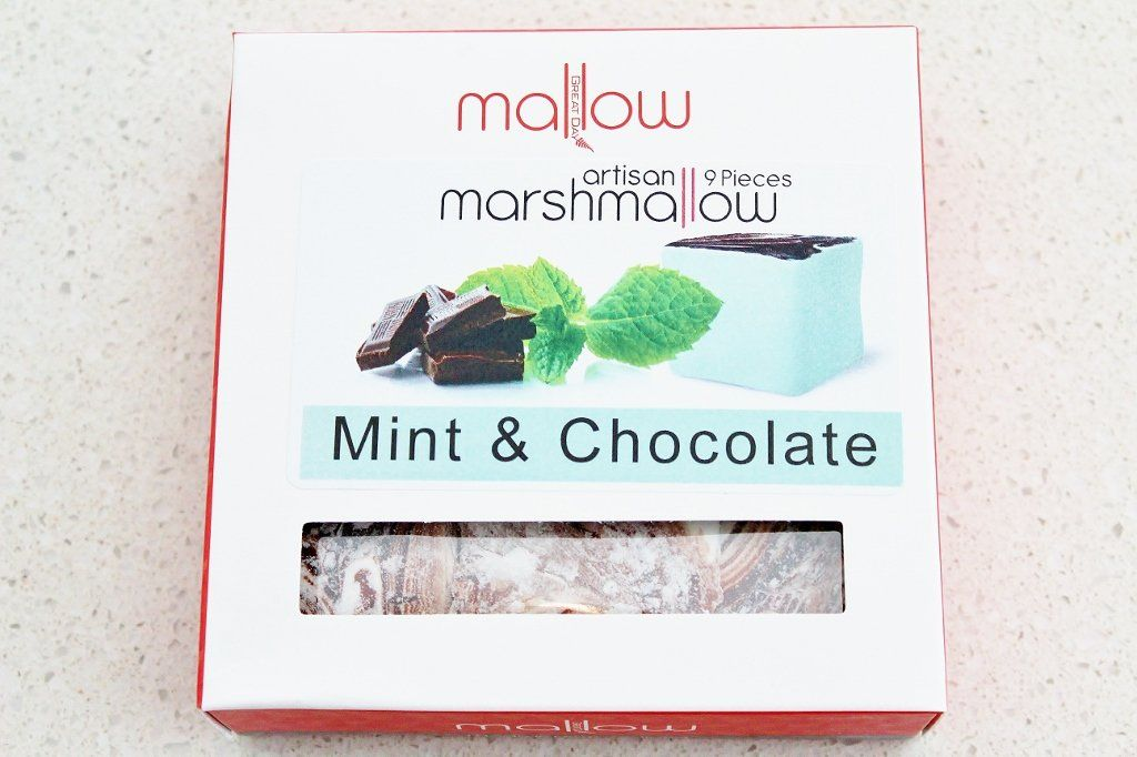 Mallow Mint & Chocolate Artisan Marshmallow | Gourmet NZ Food | The Gift Loft (NZ)