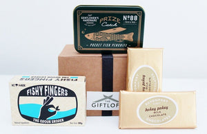 Pocket Fish Penknife & Fishing Hamper | Funky Fishing Sport Gift Idea | The Gift Loft (NZ)