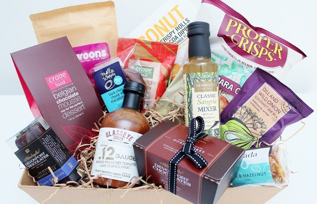 Gluten Free Delicious Gourmet Gift Hamper | Gluten Free Gift Idea | The Gift Loft (NZ)