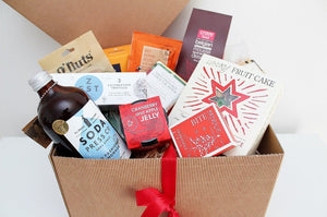The Festive Artisan Food Christmas Box | Gourmet Christmas Gift Idea | The Gift Loft (NZ)