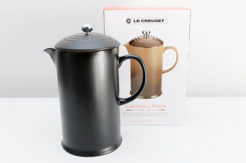 Le Creuset Large Coffee Press & Allpress Espresso Coffee