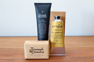 Triumph & Disaster Skin Essentials for Him | Birthday Gift for Men | The Gift loft (NZ)