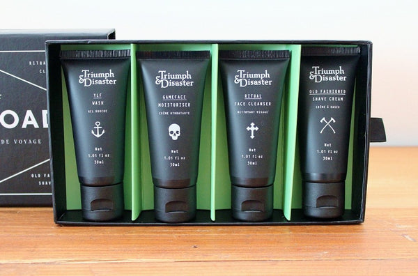 Triumph & Disaster Male Skincare Gift Ideas