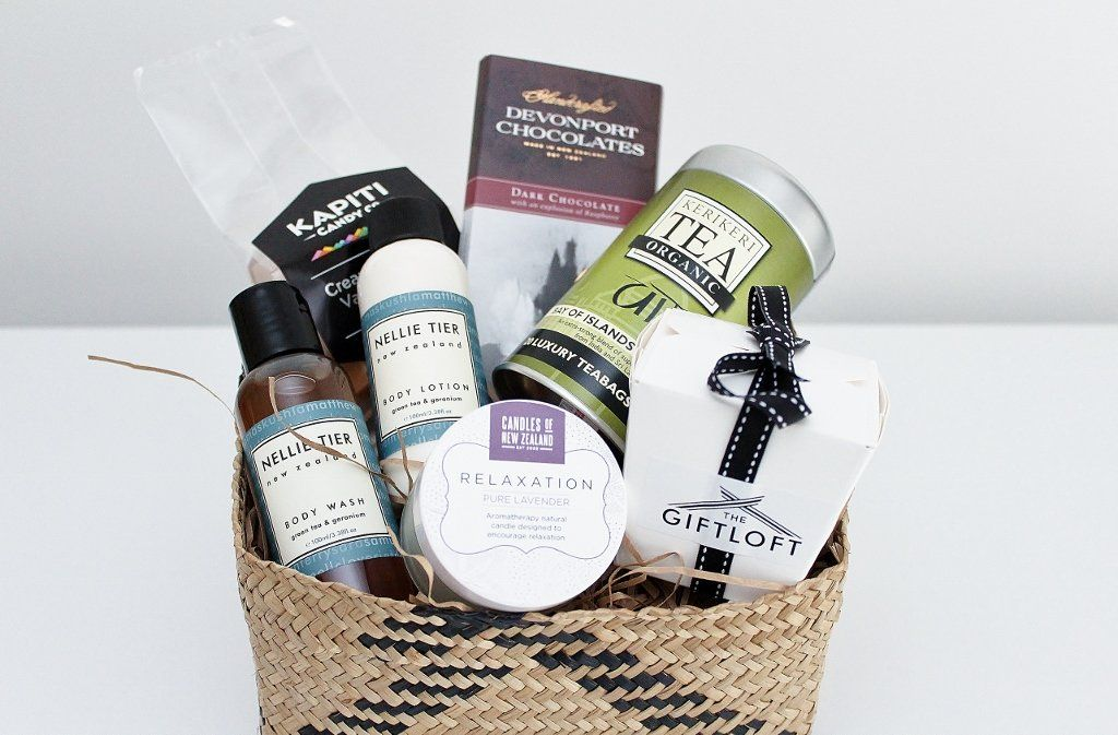 Deluxe Relaxing Pack | Gift for Women | Christmas Gift for Her | The Gift Loft (NZ)