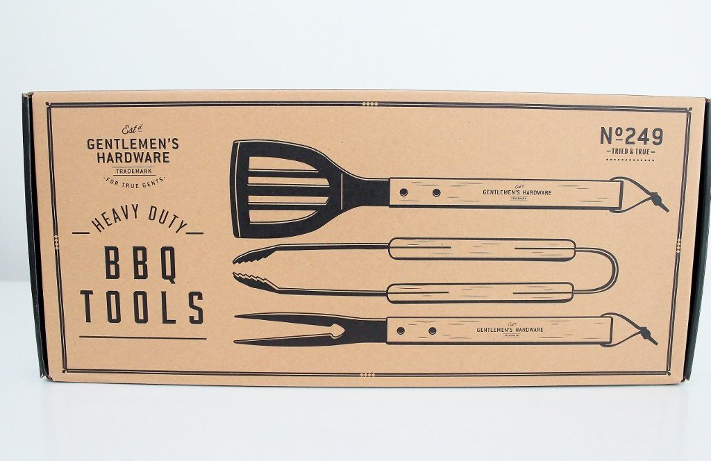 BBQ Tool Set | Top Quality Christmas Gift Idea for Men | The Gift Loft (NZ)