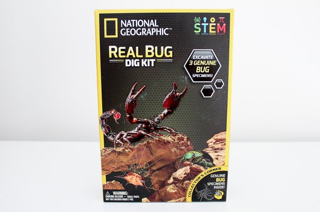 Real Bug Dig Kit - National Geographic | Gift for Boys & Girls | The Gift Loft (NZ)