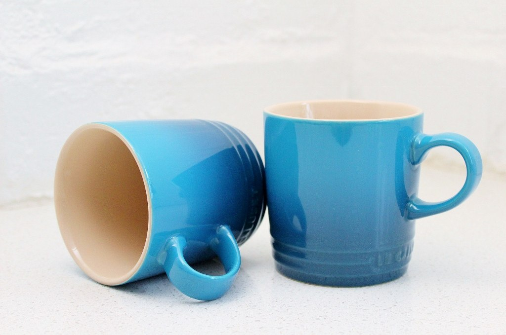 Le Creuset Mugs Marseille Blue |  Stylish Birthday Gift for Mum | The Gift Loft (NZ)