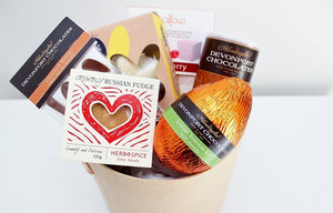 Easter Egg Gift Basket | Top Quality Chocolate Easter Hamper  | The Gift Loft (NZ)