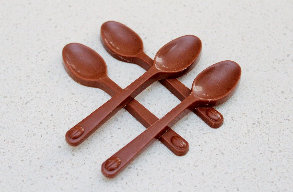 Devonport Chocolates Milk Chocolate Spoons | Chocolate Gift Idea | The Gift Loft