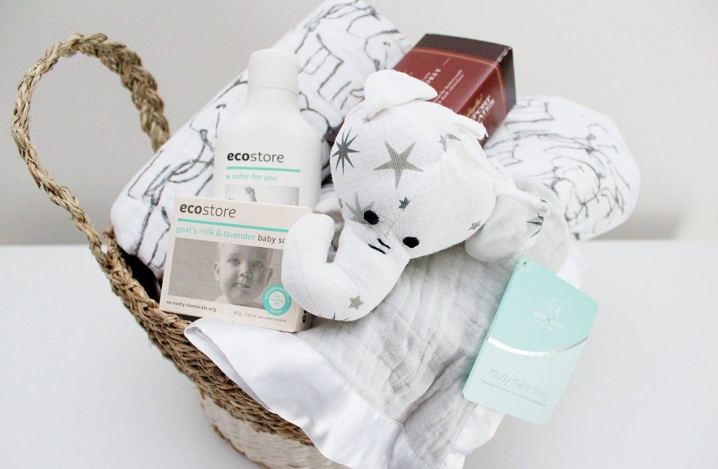 Aden + Anais Baby Start Up Gift Hamper | Gift for Baby Shower | The Gift Loft (NZ)