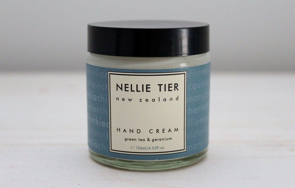 Nellie Tier Hand Cream | Luxurious Birthday Pamper Gift for Her | The Gift Loft