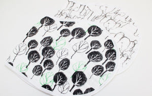 White Label Sage Advice Design Burpy Bibs | Aden + Anais | The Gift Loft (NZ)