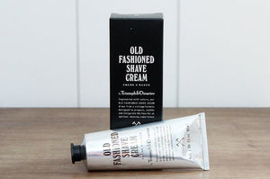 Triumph & Disaster Old Fashioned Shaving Cream | Christmas Gift for Dad | The Gift Loft (NZ)