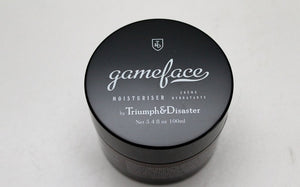 Triumph & Disaster Gameface Moisturiser | Gift for Him | The Gift Loft (NZ)