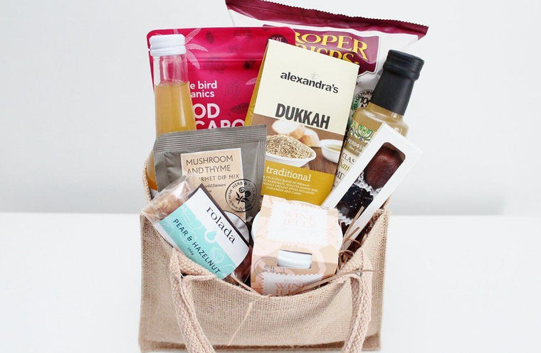 Delicious Gluten Free Gourmet Food Gift Basket | The Gift Loft (NZ)