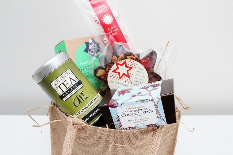 Granny & Grandpa Christmas Hamper | Xmas Gift for Him or Her | The Gift Loft (NZ)