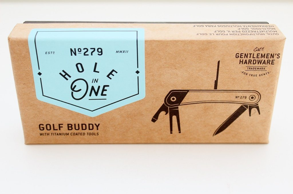 Golfing Hole in One Multi-Tool | Gift for the Golfer | The Gift Loft (NZ)