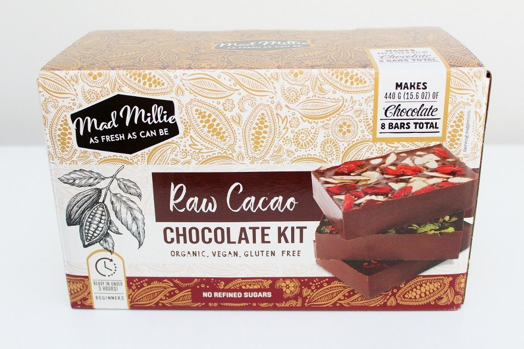 Raw Cacao Chocolate Kit | Christmas Gift Idea | The Gift Loft (NZ)