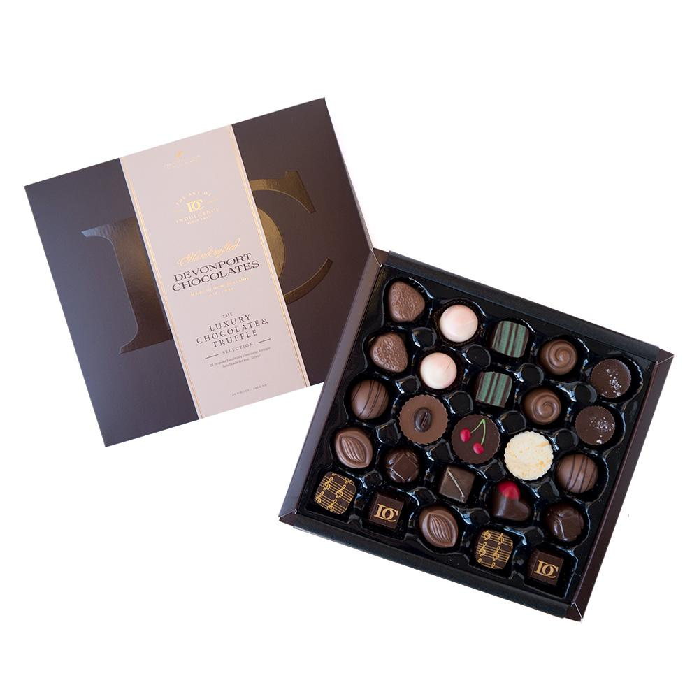 Devonport Chocolates Luxurious Truffle Selection | Chocolate Gift Idea for Him or Her | The Gift Loft (NZ)