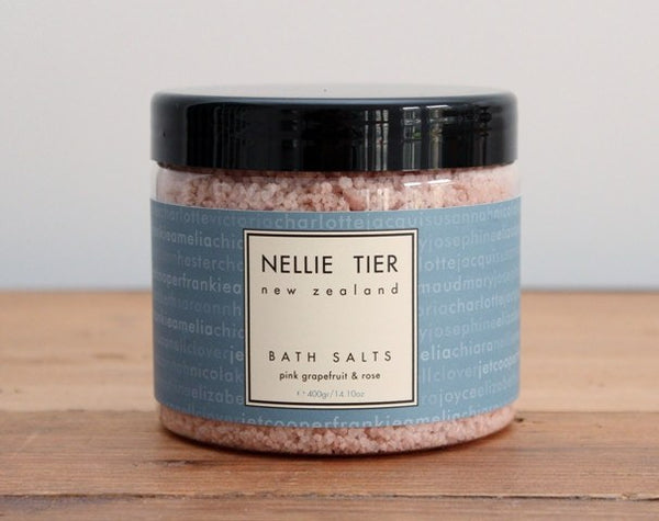 Nellie Tier Bath Salts | Gift for Her | The Gift Loft (NZ)