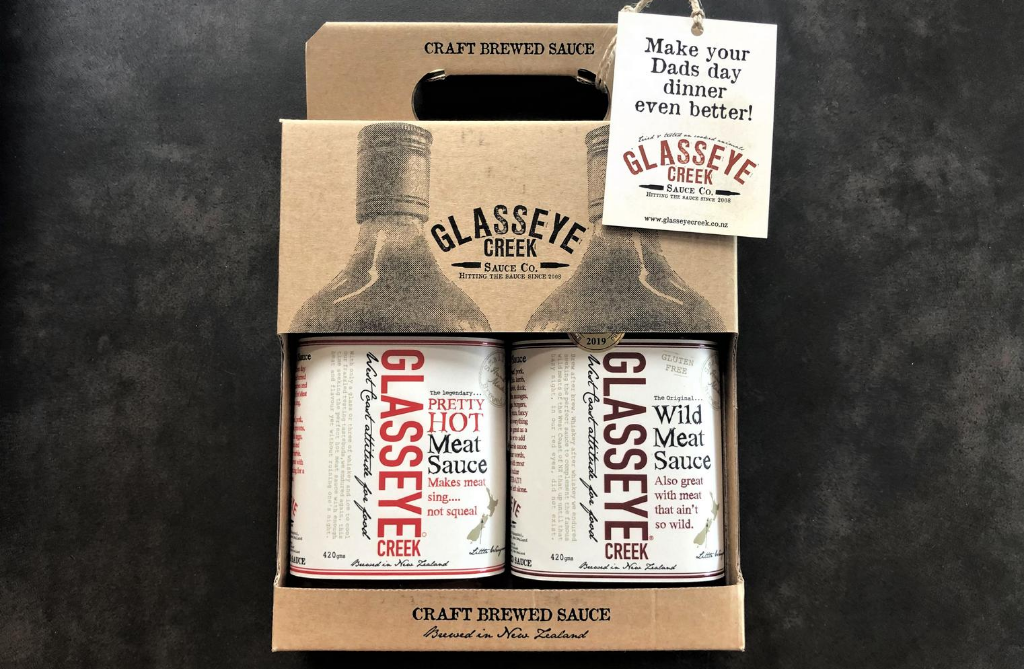 Glasseye Creek Wild Meat Sauce Boxed Set