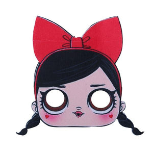 LOL Surprise! Doll Girls Cute Cosplay Mask