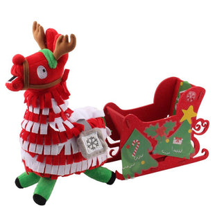 Fortnite Christmas Loot Llama Doll