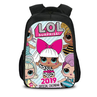 L.O.L Surprise! Adorable Girls School Bags(Bigger Size)