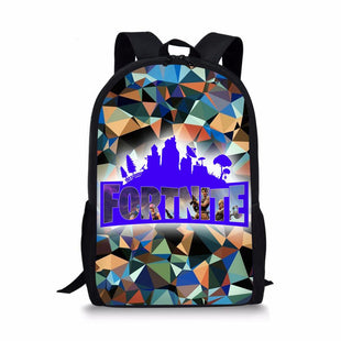 Fortnite Student Backpack For Kids