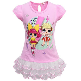 LOL Surprise! Princess T-shirt in Spliced