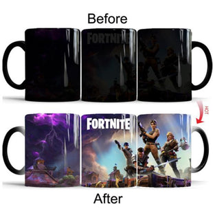 Fortnite Color Changing Mug