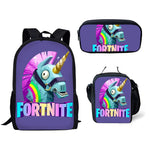 Fortnite Student 3 Piece Set For Kids