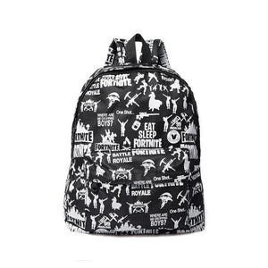 Fortnite Cool Schoolbag For Kids