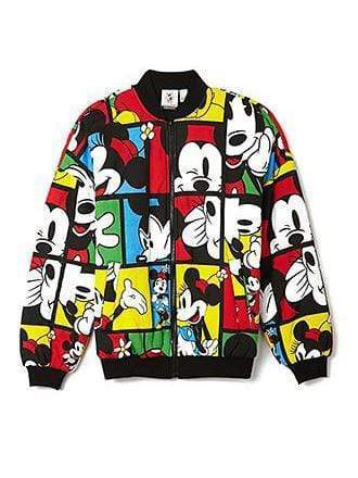 Mickey Mouse Jacket Coat