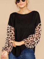 wiccous.com Blouses Apricot / S Intellect Of Vogue Bat sleeve Adorable Tops