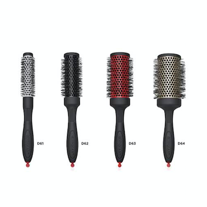 Denman Thermoceramic Round Brushes
