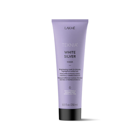 White Silver Mask 250ml