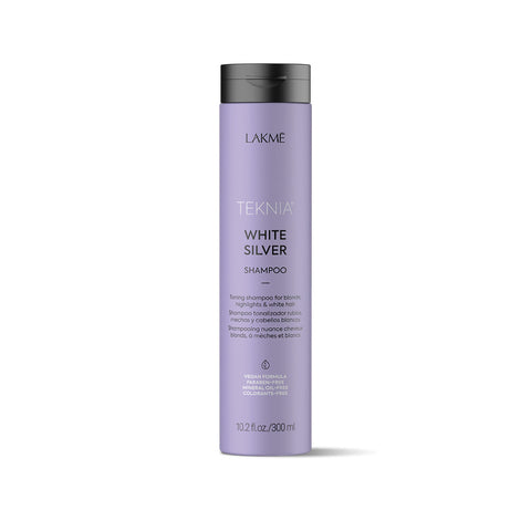 White Silver Shampoo 300ml