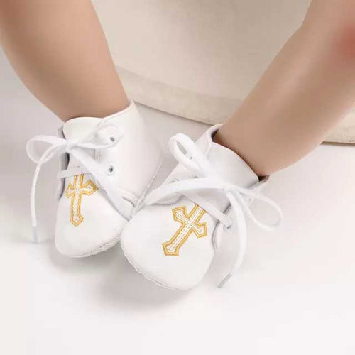 Christening Shoe Set - Style 2