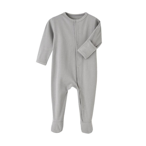 Bristol Organic Onesie - Light Grey