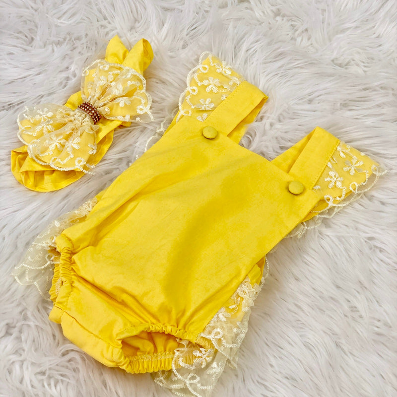 Ava Set - Yellow
