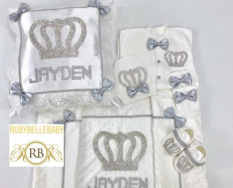 6pcs Prince Set - Grey